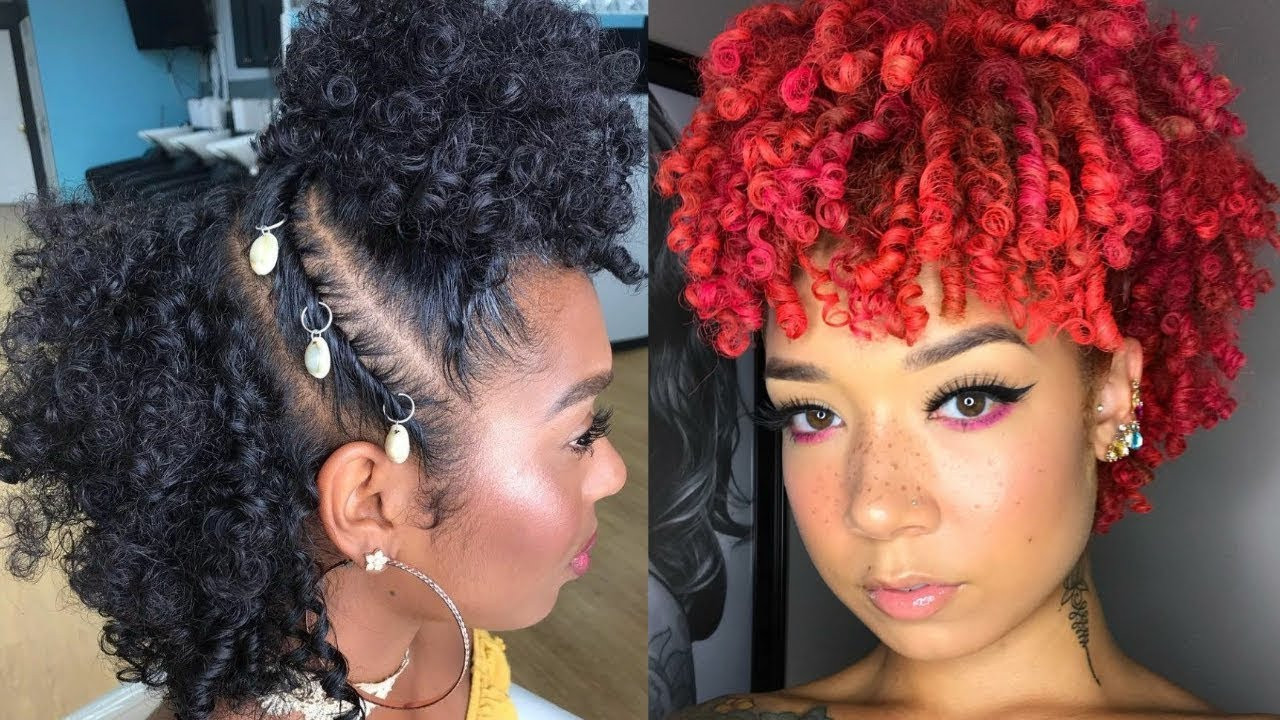 hairstyles for natural black hair new amazing natural hairstyles for black women 2018 quick of hairstyles for natural black hair