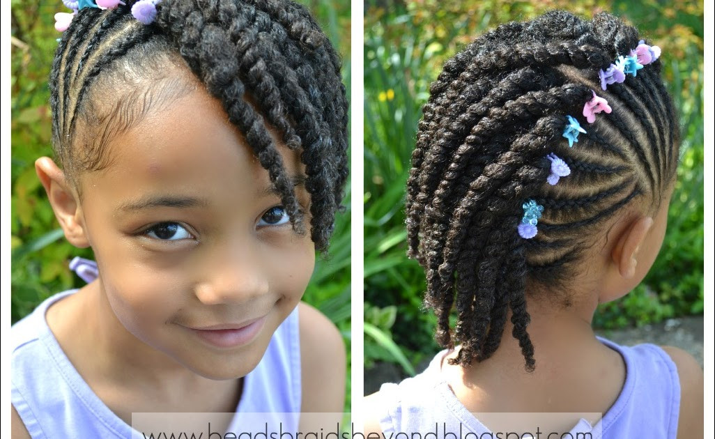 lil girl twist hairstyles awesome side cornrows with two strand twists of lil girl twist hairstyles