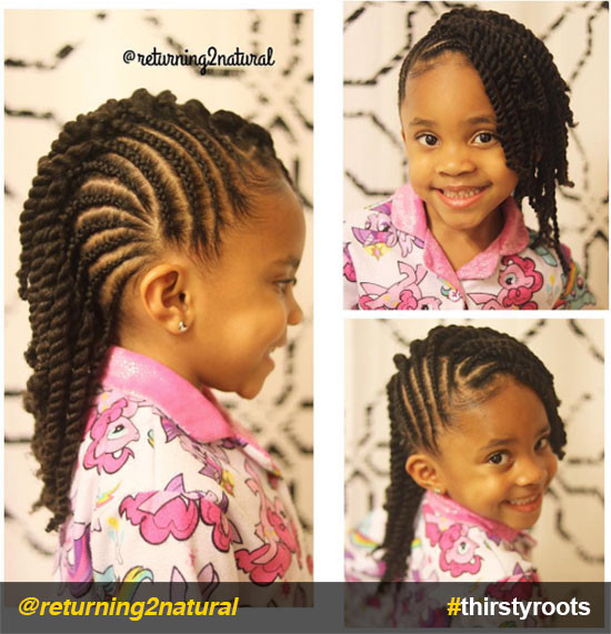 lil girl twist hairstyles unique 20 cute natural hairstyles for little girls of lil girl twist hairstyles