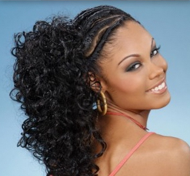ponytail hairstyles for black women elegant ponytail hairstyles for black women of ponytail hairstyles for black women