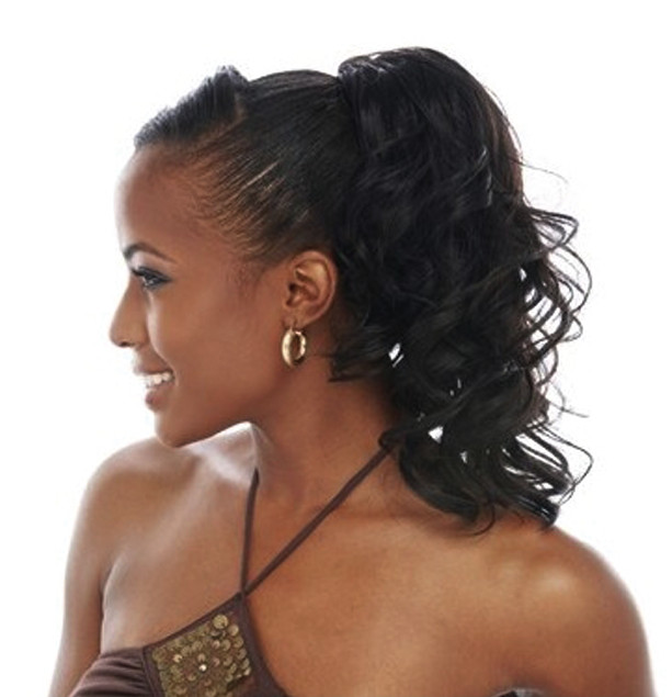 ponytail hairstyles for black women luxury 12 best ponytail hairstyles for black women with black hair of ponytail hairstyles for