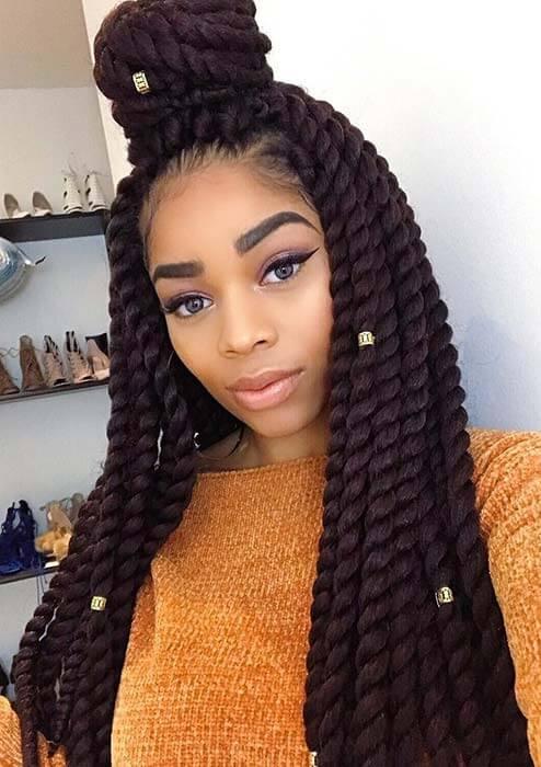 twist braids hairstyles 3