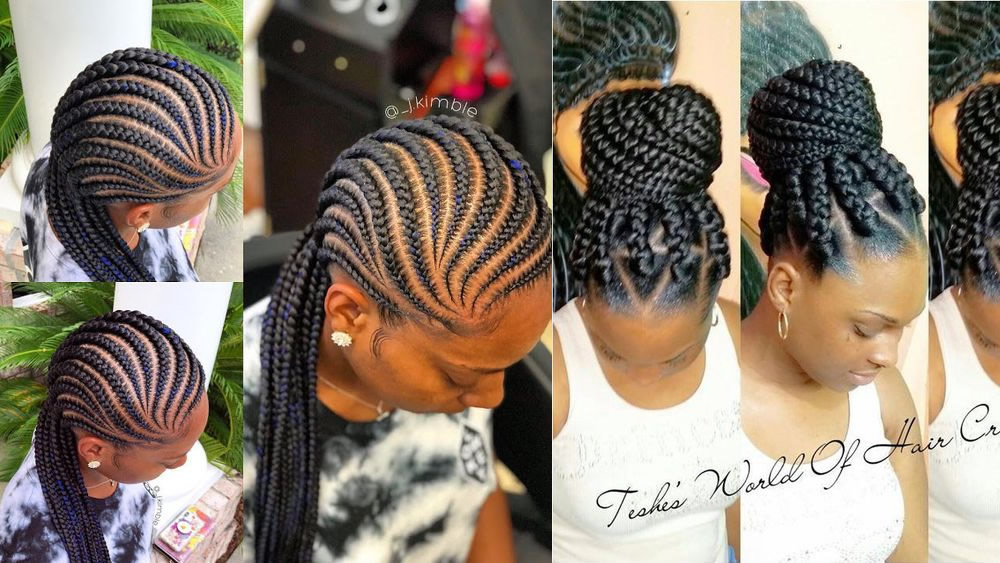 30 Ghana Braids Styles – A Must-See For Trendy Ladies