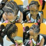 Secrets of Looking Gorgeous with Neat Ghana Braids Hairstyles