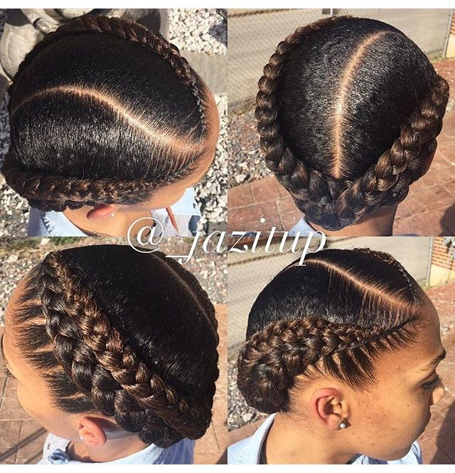 Refreshing and Perfect Ghana Braids Styles, 60+ New Choice