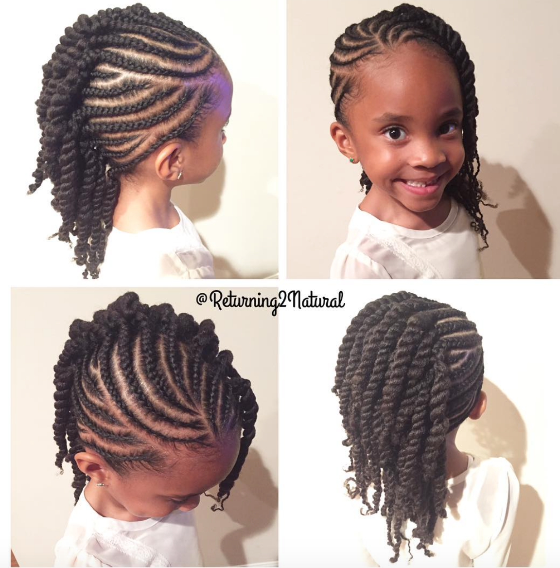 You Will Want to Try These 300+ Fun Braids With Your Girl