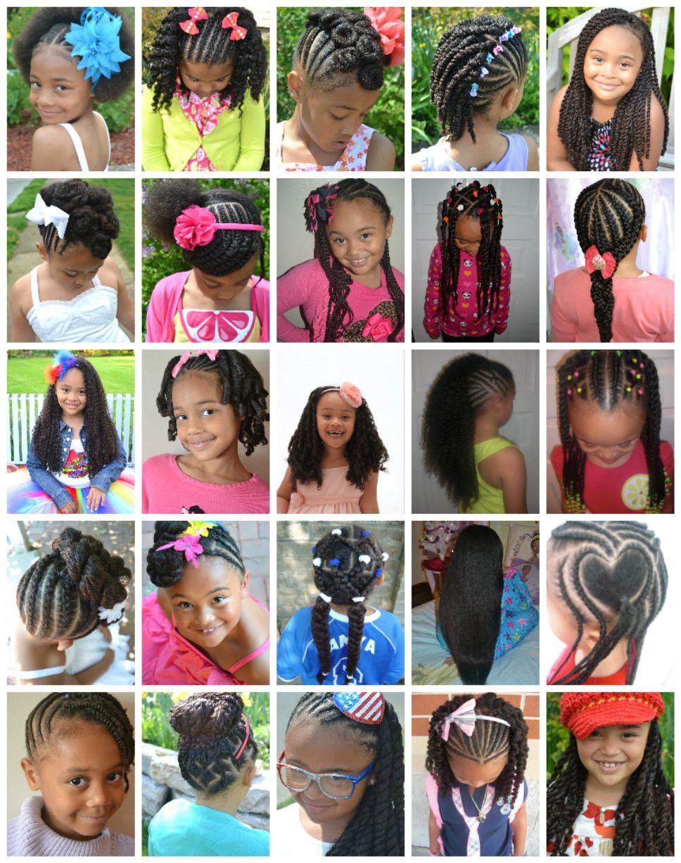 250+ Elegant Braids / Locs / African Hairstyles