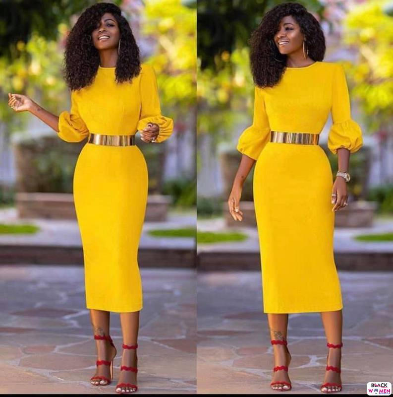 How We Can Mix Colors That Are Compatible With Each Other Work And Church Outfits 020