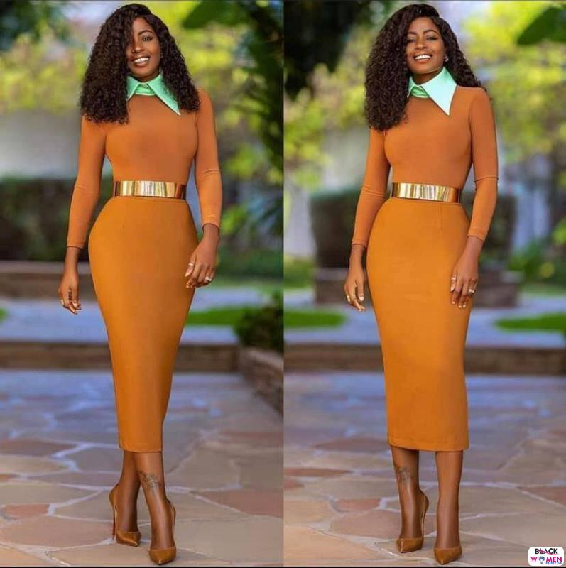 How We Can Mix Colors That Are Compatible With Each Other Work And Church Outfits 055