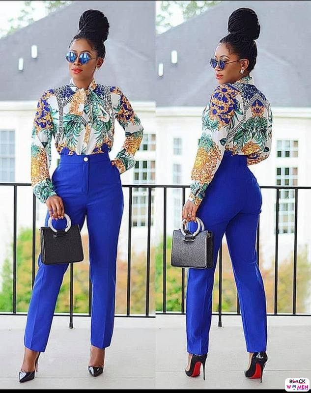 How We Can Mix Colors That Are Compatible With Each Other Work And Church Outfits 066