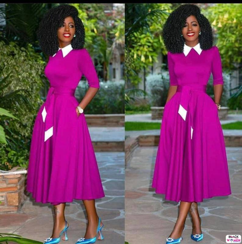 How We Can Mix Colors That Are Compatible With Each Other Work And Church Outfits 072