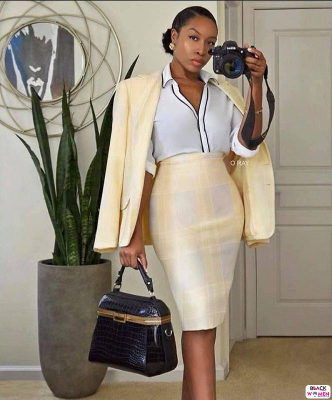 How We Can Mix Colors That Are Compatible With Each Other Work And Church Outfits 079