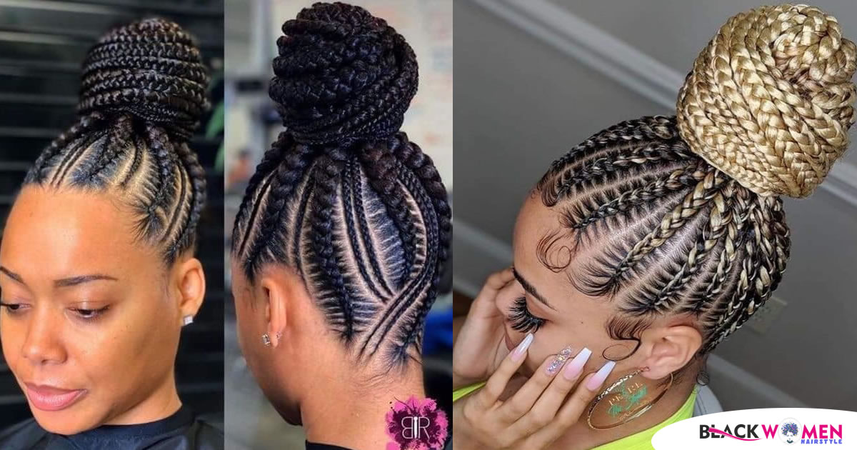 Inspirational Suggestions for Ghana Braids Passion 90 Impressive Style