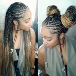 Surprising and Impressive Ghana Braids are on your pretty lucky day for hairstyles