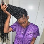 With these Hairstyles you Will Protect your Hair, Which is Worn Out by Different Weather Conditions