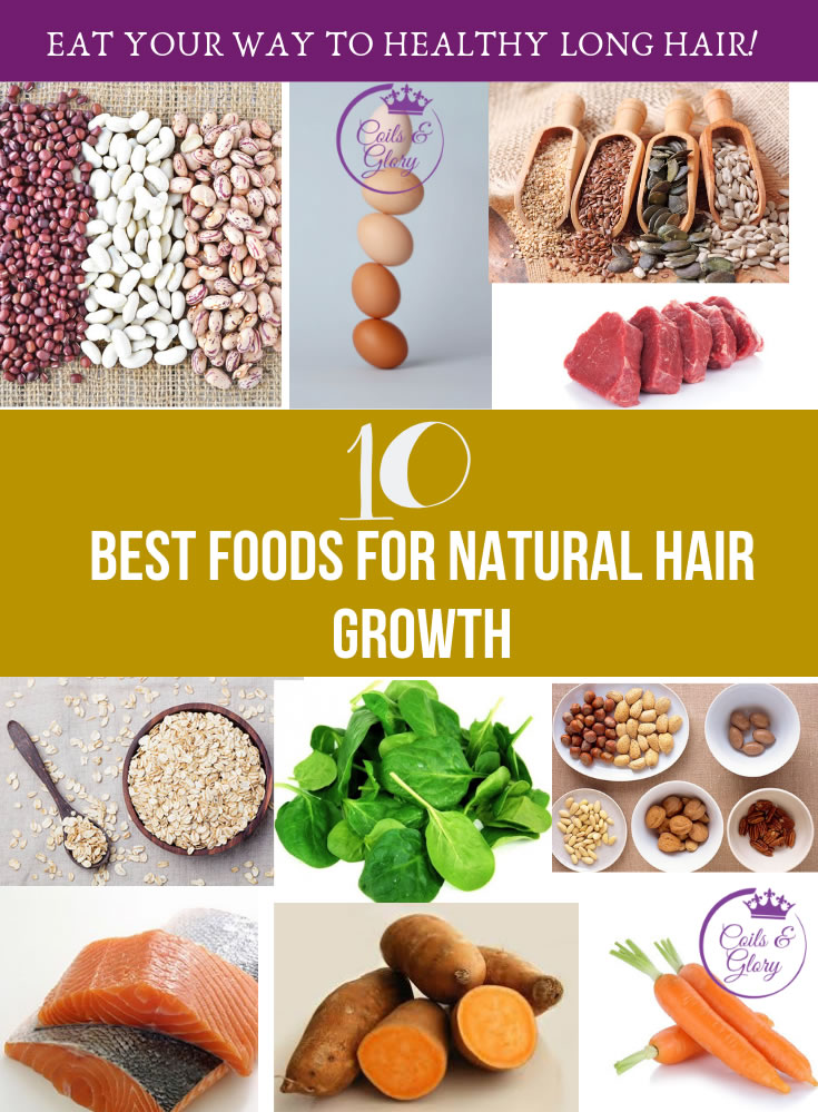 Foods you Need Most to Protect your Hair Health
