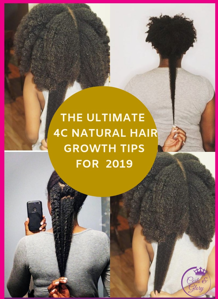 10 Natural Hair Growth Products To Speed Up Growth and Grow Your Edges
