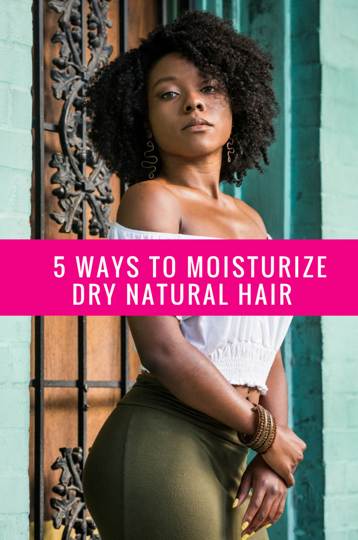 Homemade Natural Conditioner Moisturizing Your Hair