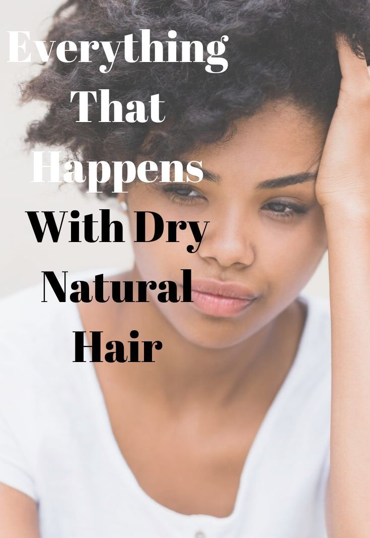 Do You Know Why Hair Dryness Occurs?