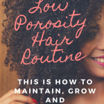 Home Natural Treatment Cure For Low Porosity Hair