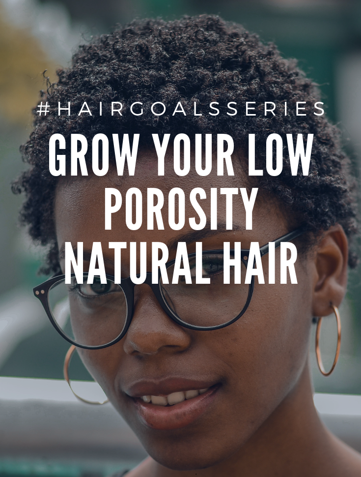 How To Create a Low Porosity Hair Routine ⋆ ToTheCurlMarket