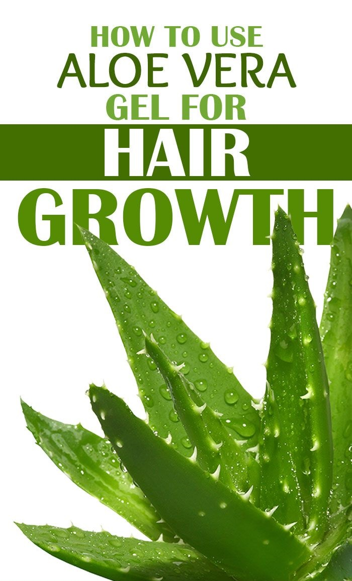 How To Use Aloe Vera Gel For Hair Growth 1