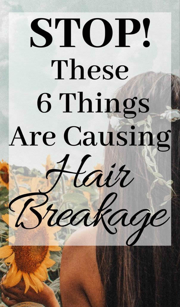 Never Do These If You Don't Want Hair Breakage