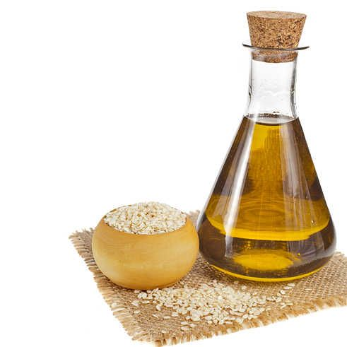A Gorgeous Herbal Solution For Your Hair, Sesame Oil