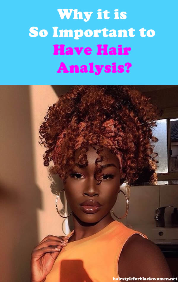 Why it is So Important to Have Hair Analysis?