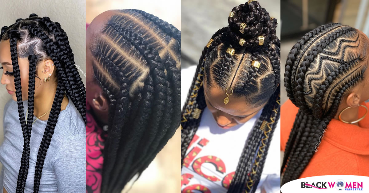 You Will Want to See These Braid Models Which Look Like Artworks