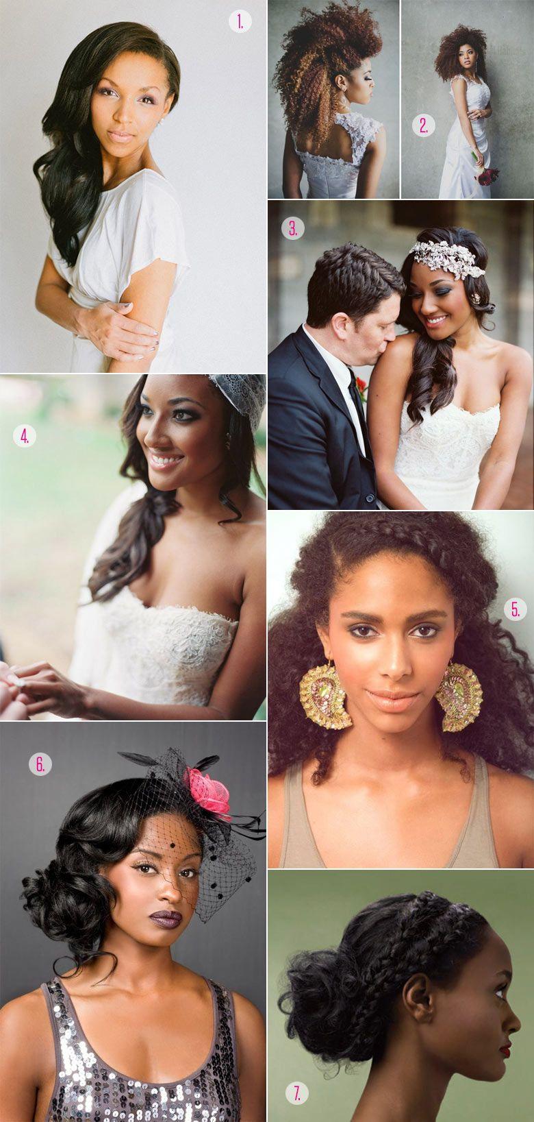 Open Hair Model Trends in Bridal Hair of the New Seaso