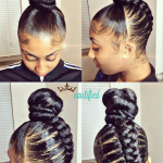 You Have Never Seen The Indispensable Bun Hairstyle Of Working Women