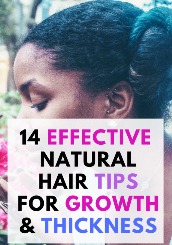 natural hair growth and thickening tips pin 570x855 1