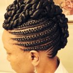 Short Ghana Hair Braids For Women