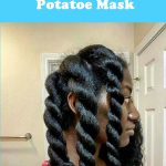 Double Your Hair Length With Potatoe Mask