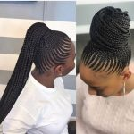 Ghana Hair Braids that Can Form Any Shape