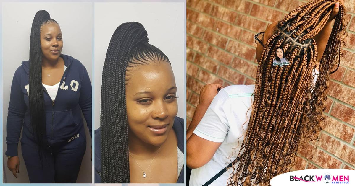 How Should You Use Long Ghana Hair Braids