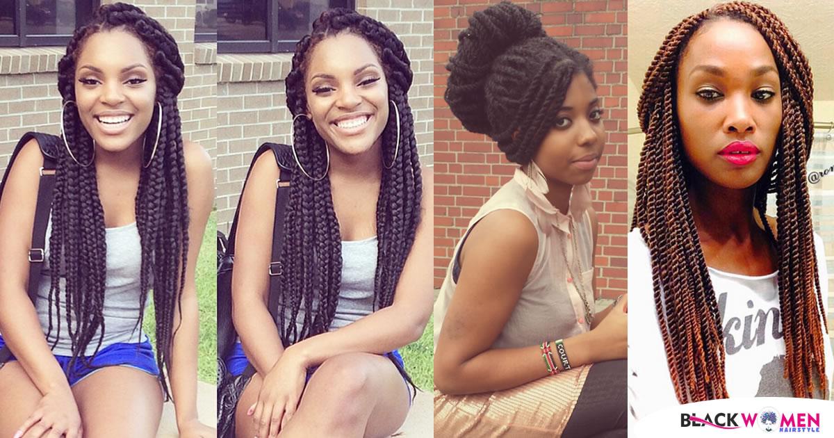 Would You Like to Color Ghana Hair Braids?