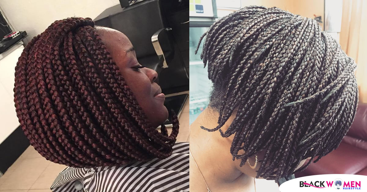 20 Concepts for Bob Braids in Extremely Stylish Hairstyles