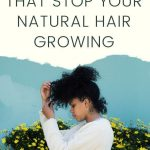 6 Reasons Why Your Hair Doesn't Grow Fast