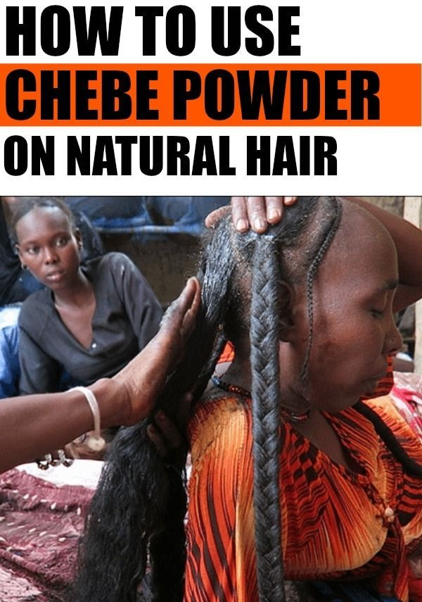 How to Treat Hair by Applying Chebe Powder?