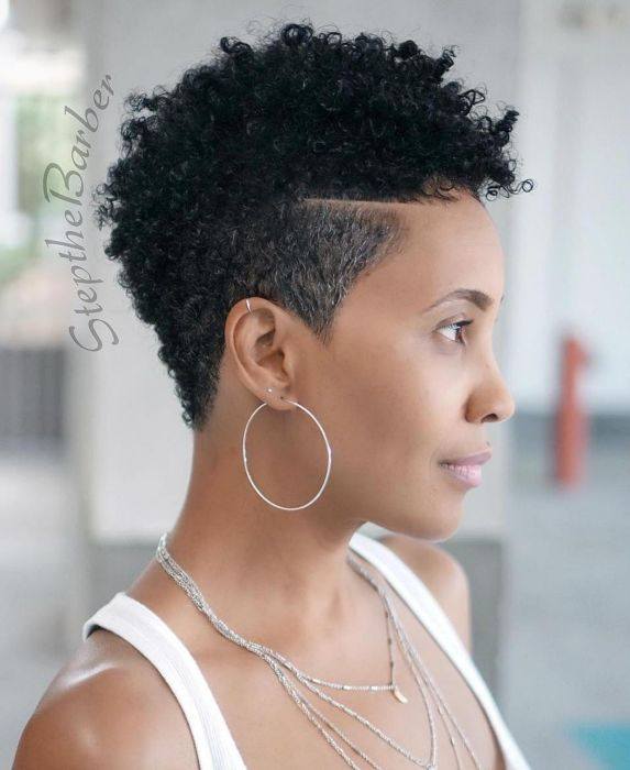 10 natural tapered