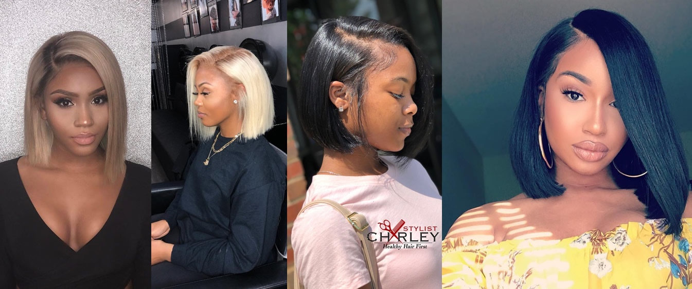 170+ Trendy Bob Hairstyles for African American Girls in 2020