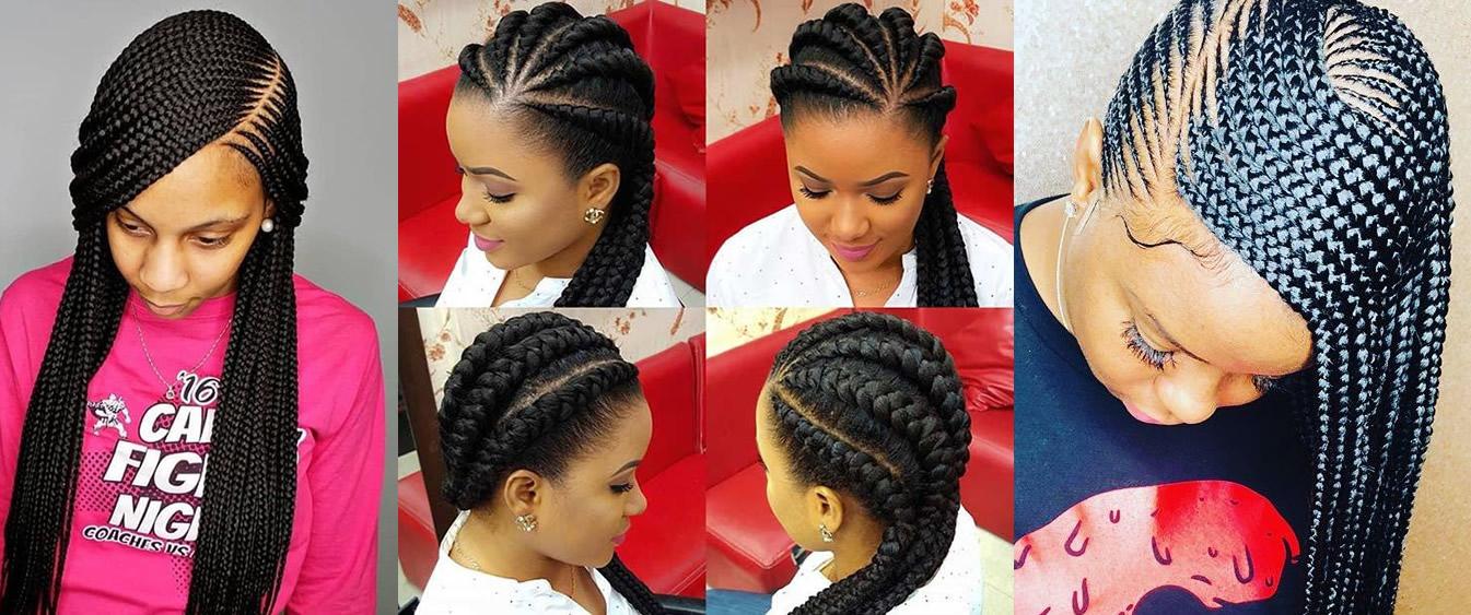 50 Best Ghana Braids Hairstyles (Video)