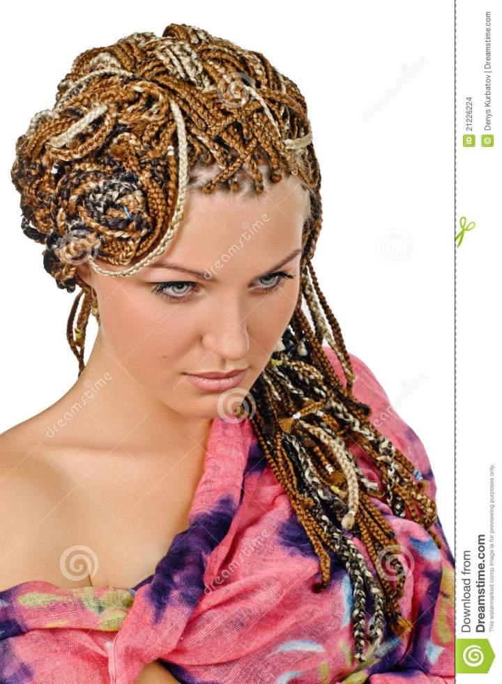 252 estilos de trenzas africanas 172