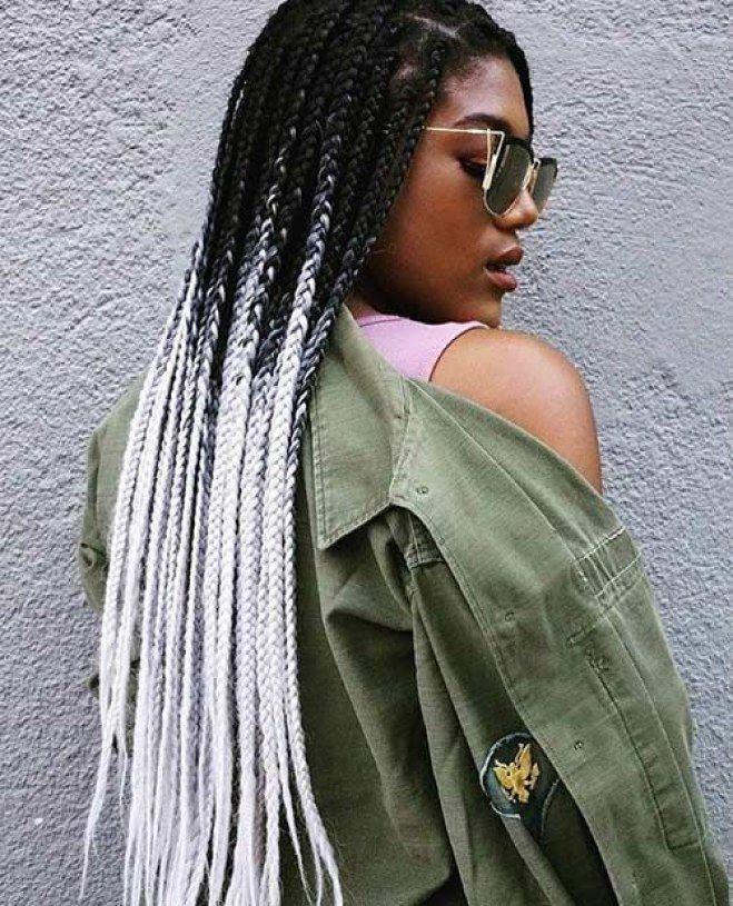 252 estilos de trenzas africanas 198