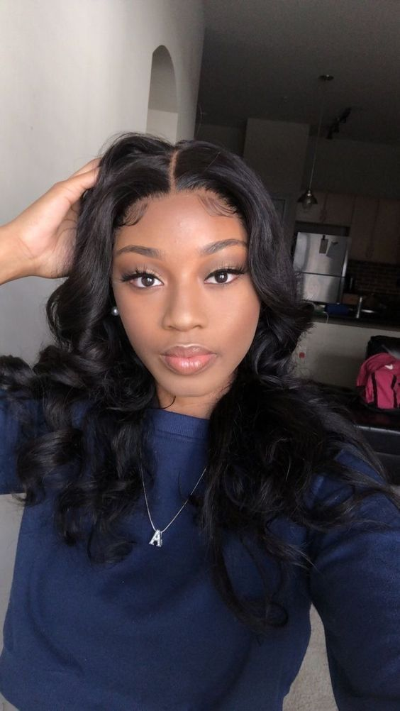 3 Bundles Unprocessed Brazilian Human Hair With Loose Wave Closure QueenLife 47 50
