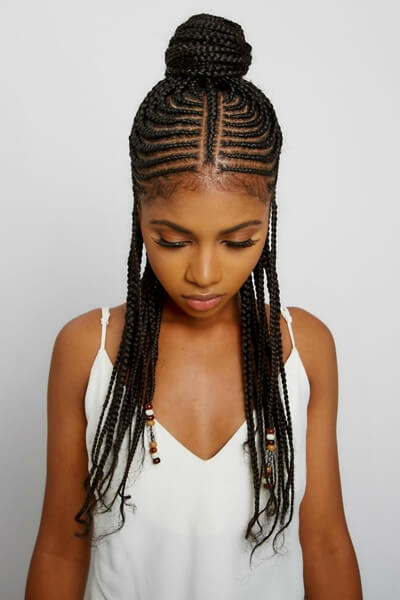 34 Amazing Lemonade Bob Box Braids Styles To Copy In 2020 Styleafrika 13