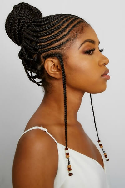 34 Amazing Lemonade Bob Box Braids Styles To Copy In 2020 Styleafrika 9