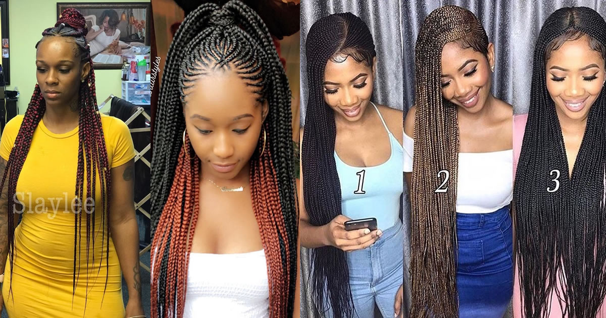 40 Different Ways To Wear Braids For A Fuss-Free Summer